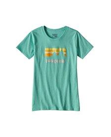 Women's Shop Sticker Cotton/Poly Responsibili-Tee