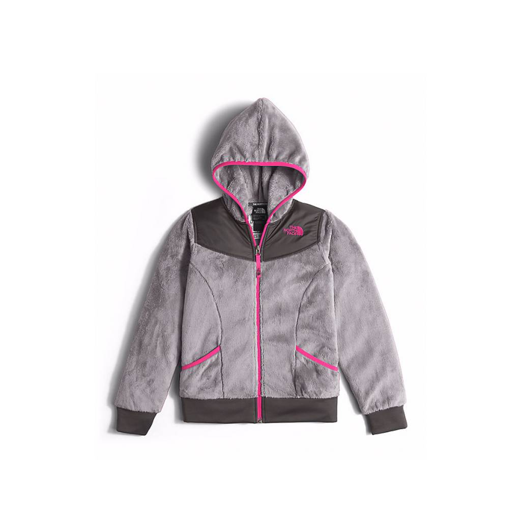 fec714c9ca2e The North Face Girls Oso Hoodie - Gearhead Outfitters