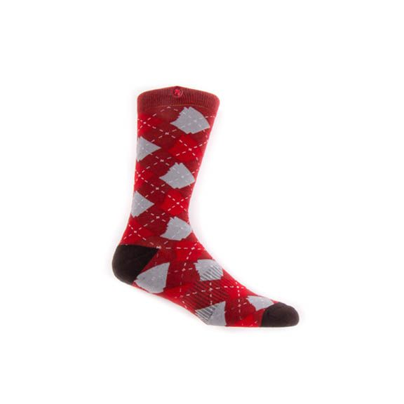 Arkansocks Argyle State of Mind