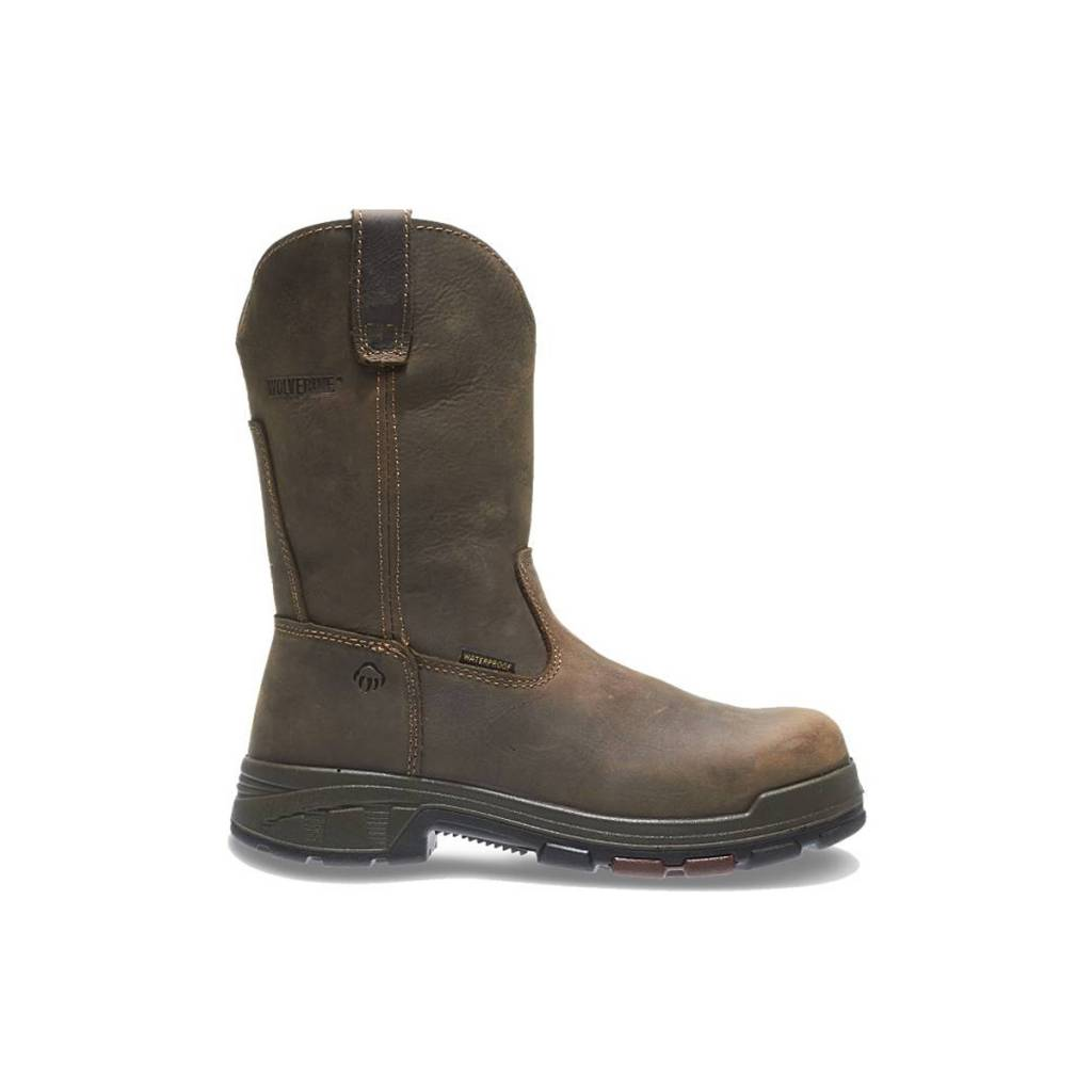Wolverine Men's Cabor EPX PC Dry Waterproof Wellington Boot