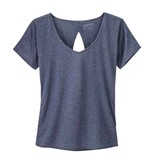 Patagonia Women's Short Sleeve Mindflow Shirt