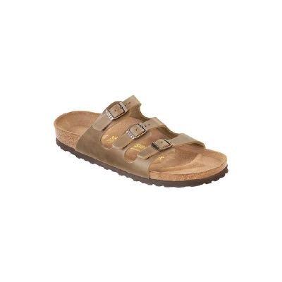 Birkenstock Florida Soft Footbed Oil Leather-Regular