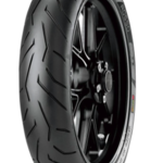 Pirelli Pirelli Street Diablo Rosso II Supersport Front Tire - 120/70-17