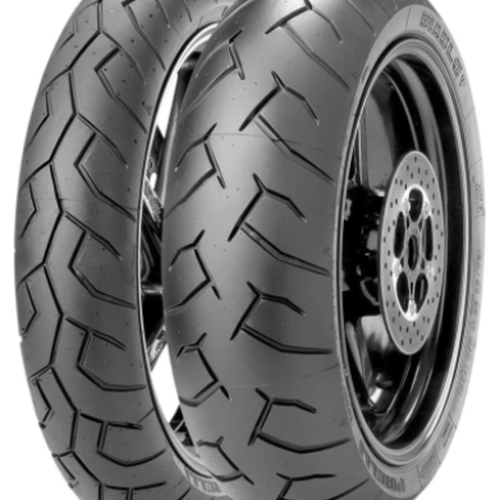 Pirelli Pirelli Street Diablo Supersport Front Tire - 120/70-17