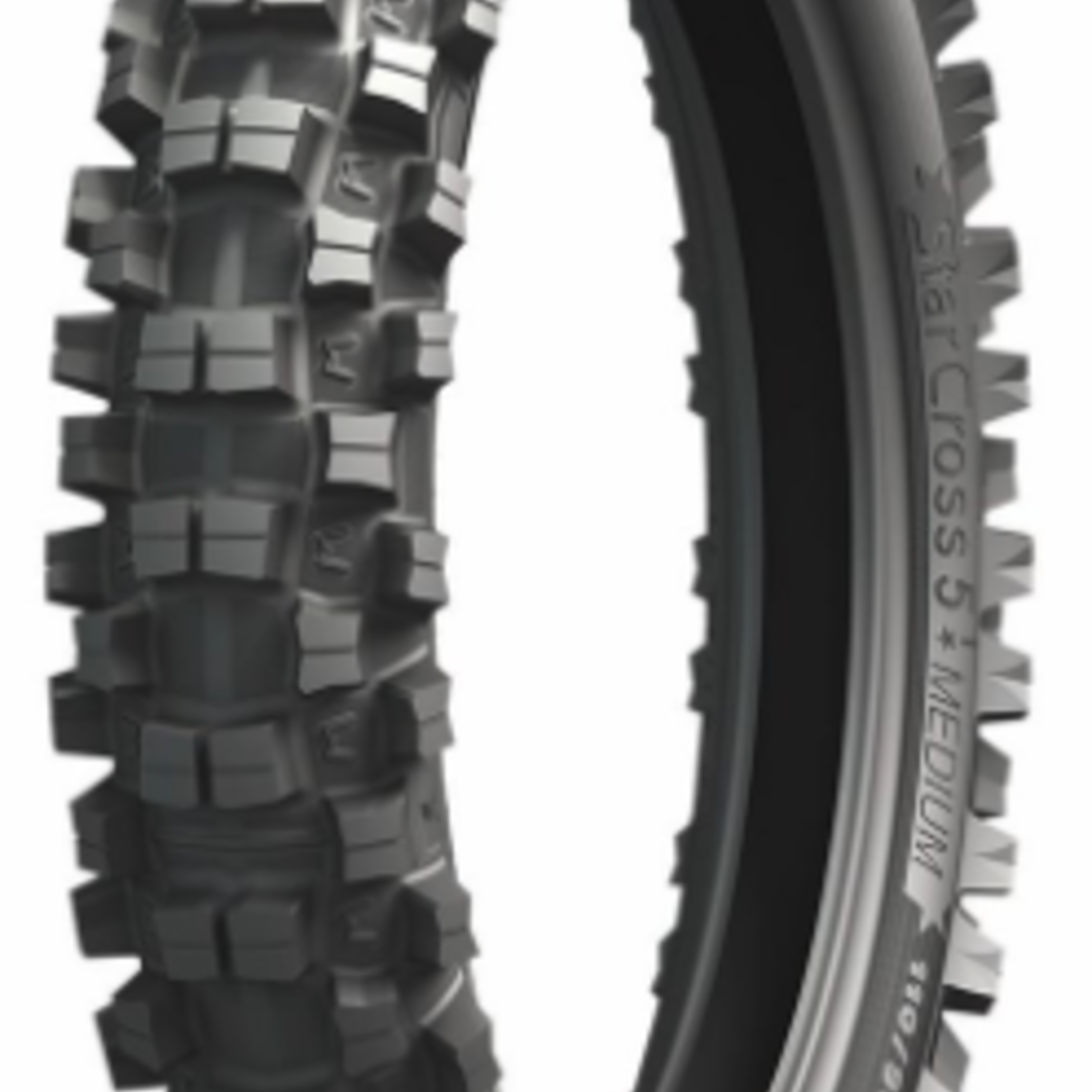 Michelin Michelin Starcross 5 Medium Rear Tire - 100/100-18