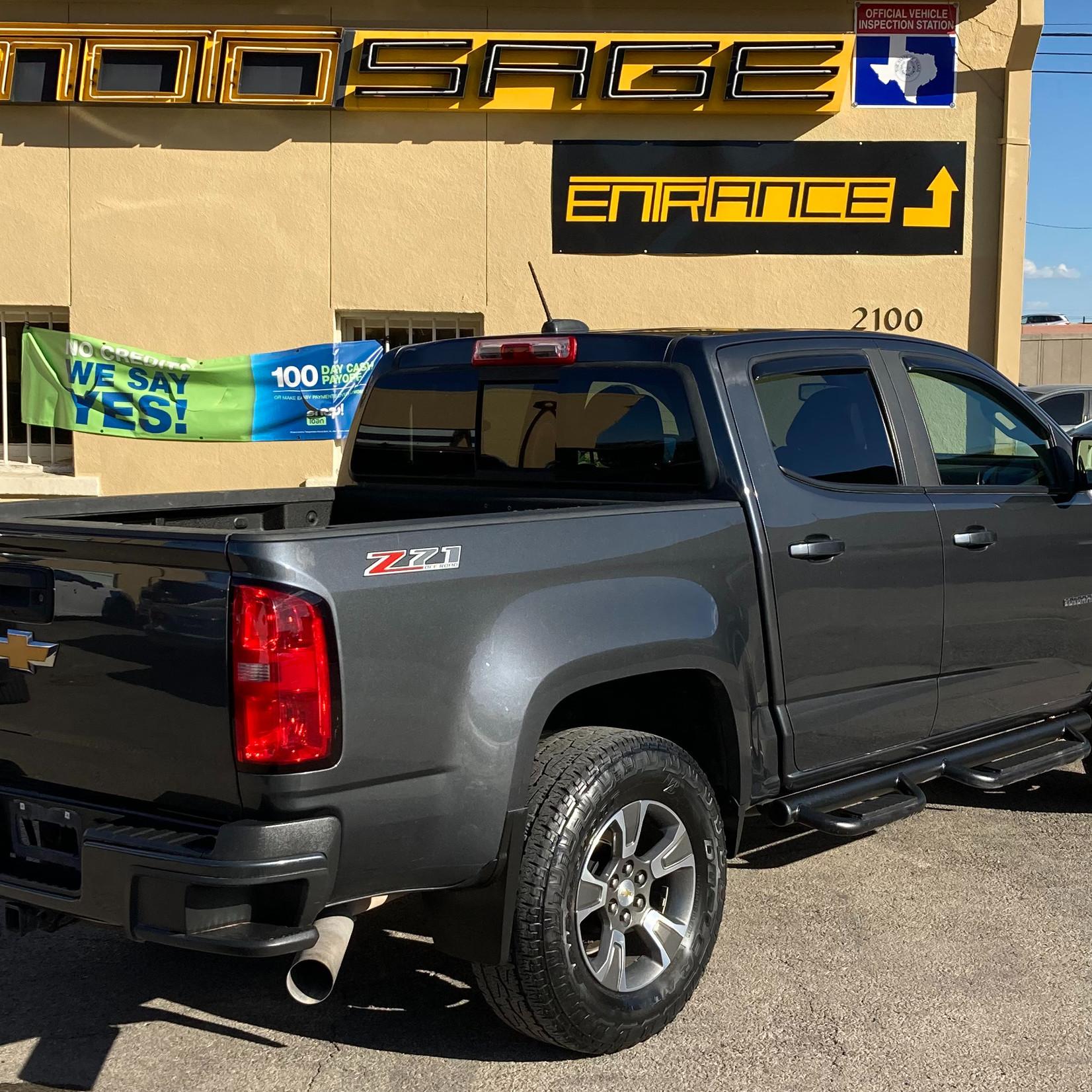 2016 Chevrolet Colorado Z71 4x4 Duramax 2.8l Turbodiesel  for Sale