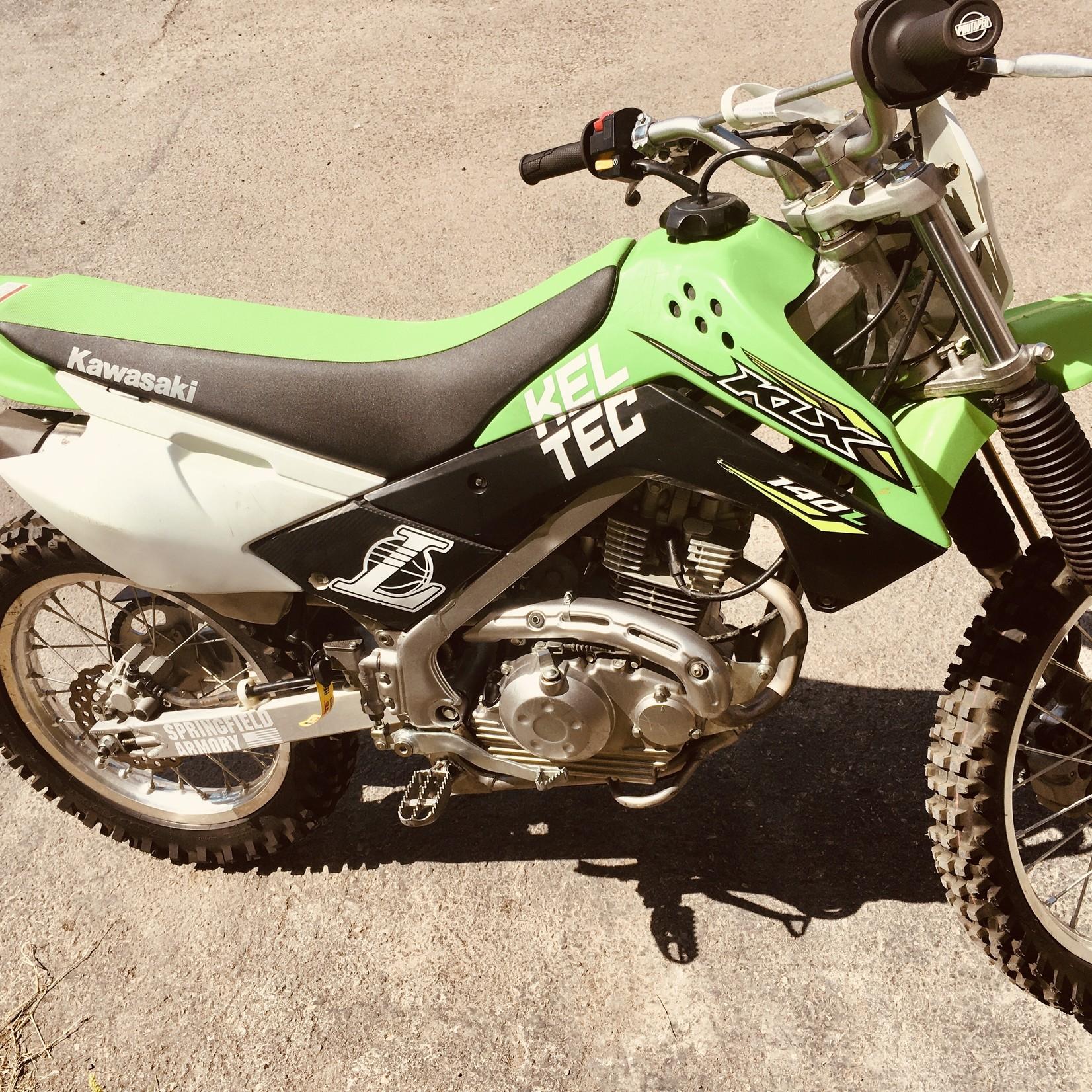 Kawasaki 2018 Kawasaki KLX140L Dirt Bike Used For Sale