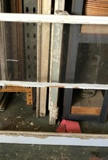 Double Pane Window 34 x 30 inches (Broken)