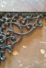 "12"" Rusty Iron Bracket"