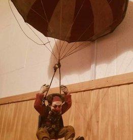 Vintage Collectable Parashute Clown