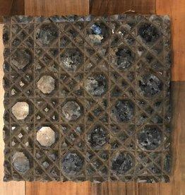 Turkish Marble Tile Brilliant Dark Grey