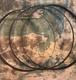Metal Barrel Circles (Staves)