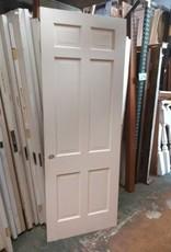 6 Panel Door  29 5/8 x 82 3/4