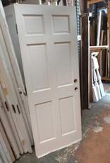 6 Panel Door  30 3/4 x 79