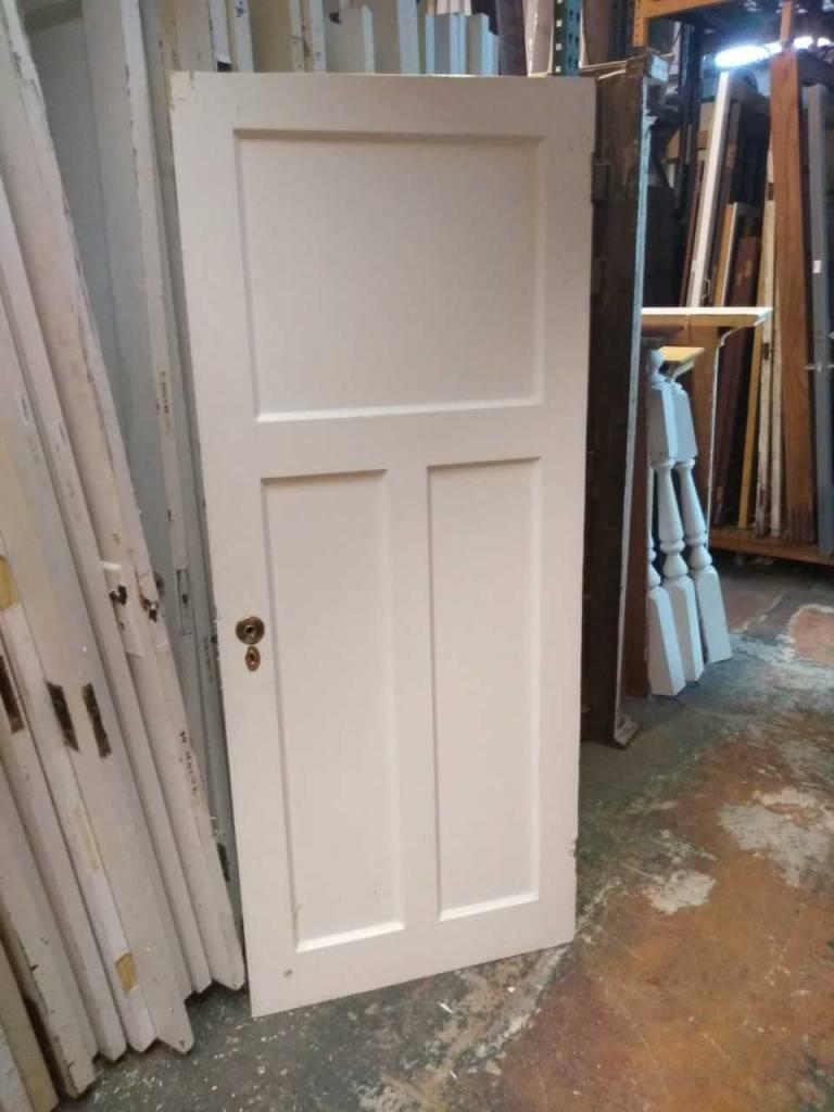 3 Panel Door 29 1/2 x 72