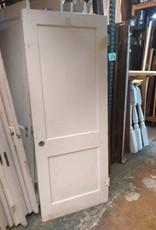 2 Panel Door  27 1/8 x 30