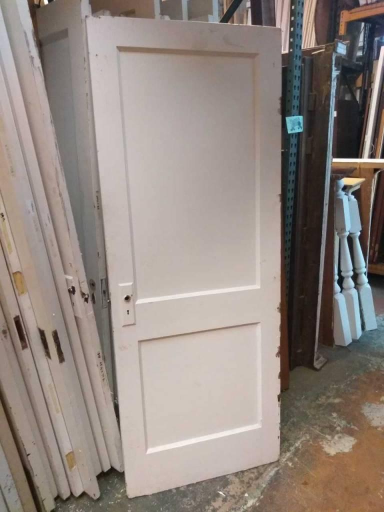 2 Panel Door  29 1/2 x 77 1/2