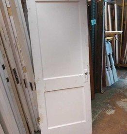 2 Panel Door  29 x 77 1/2