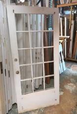 15 Panel Glass Door 36 x 79