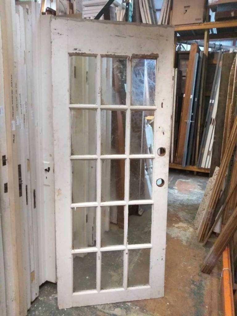 15 Panel Glass Door 32 x 79