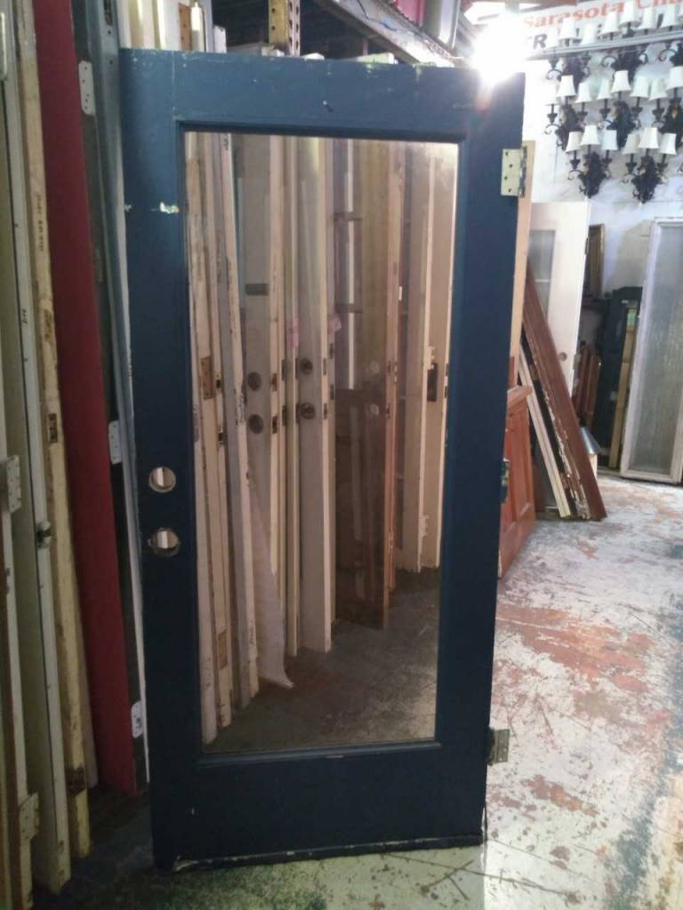Glass Panel Door 35 3/4 x 79