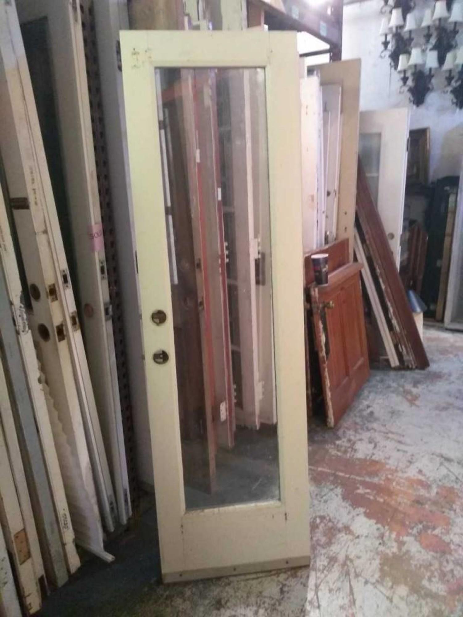 Gl Panel Door 23 X 80 1 4