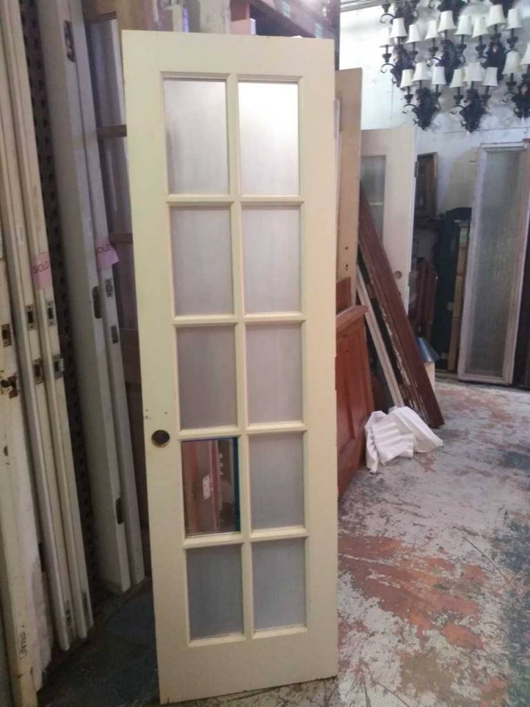 10 Panel Glass Door 32 x 80