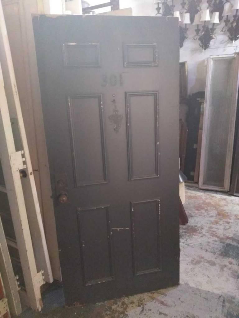 6 Panel Door 38 x 78 1/2