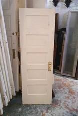 5 Panel Door 24 x 72