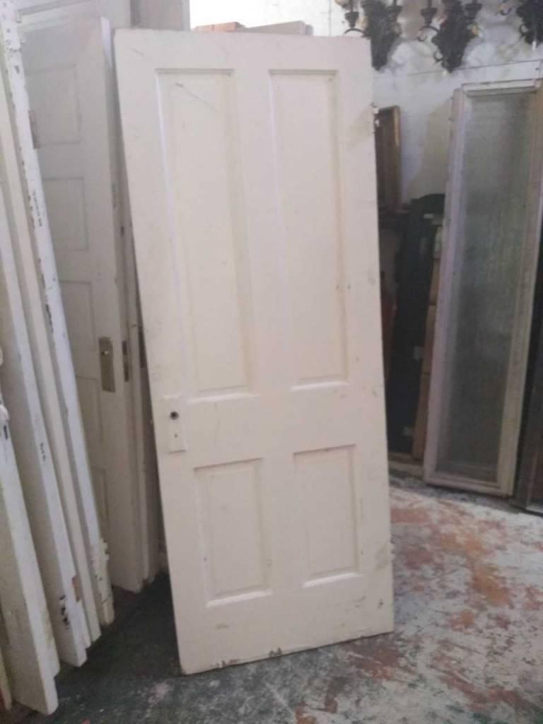 4 Panel Door  29 7/8 x 78