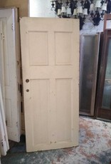 4 Panel Door 33 3/4 x 80 3/4