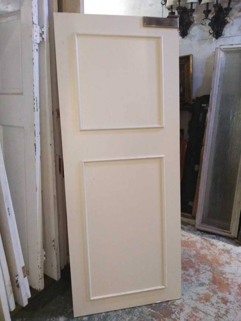 2 Panel Door  32 x 80