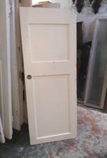 2 Panel Door  29 1/4 x 76 1/2