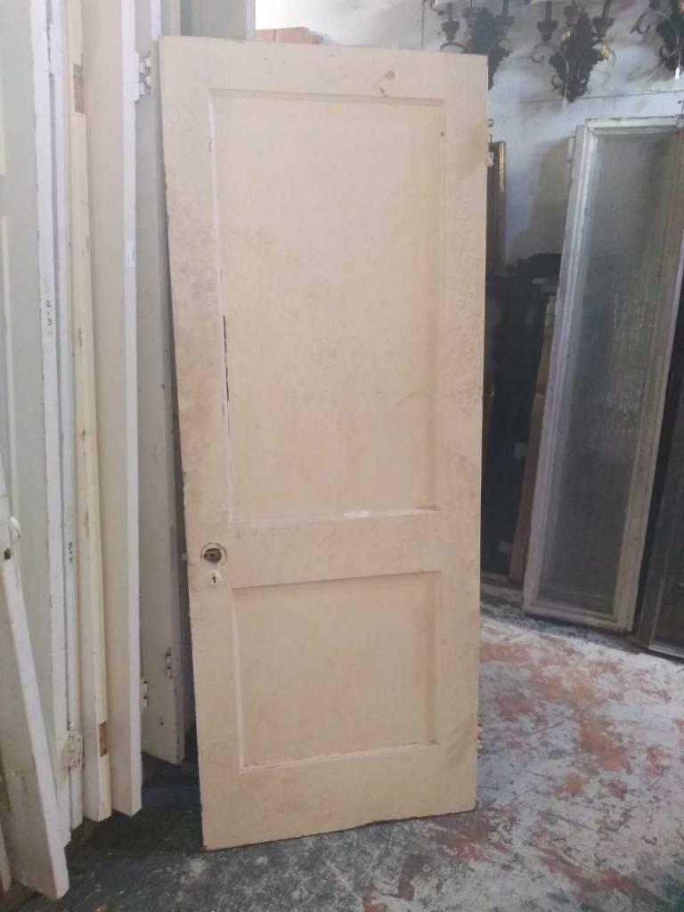 """2 Panel Door 30"""" x 79"""""""