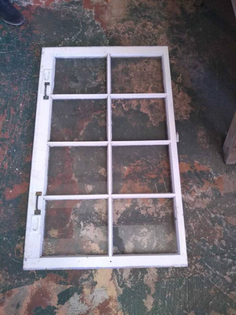 "8 Pane Window 28"" 1/4 x 45 1/4"""