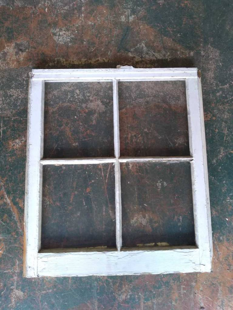 "4 Pane Window  25"" x 28"""