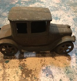 Vintage Rusted Car
