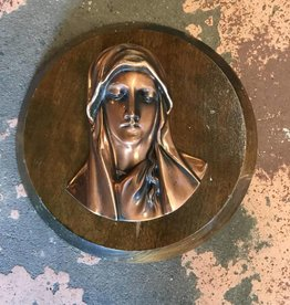 Mother Mary Plaque