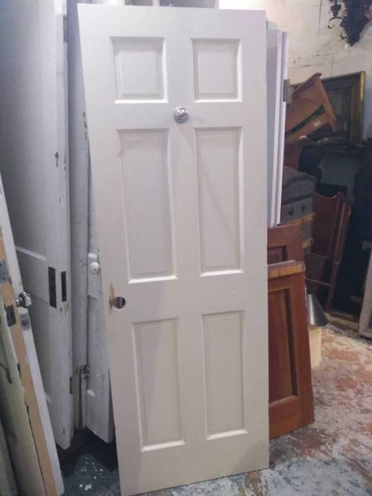 """6 panel door  28"""" x 80"""""""