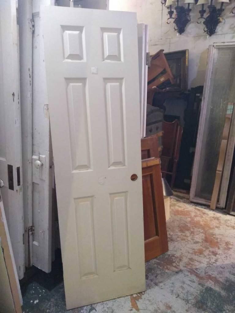 """6 Panel Door 24"""" x 80"""""""