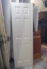"""6 Panel Door  25"""" x 79"""""""