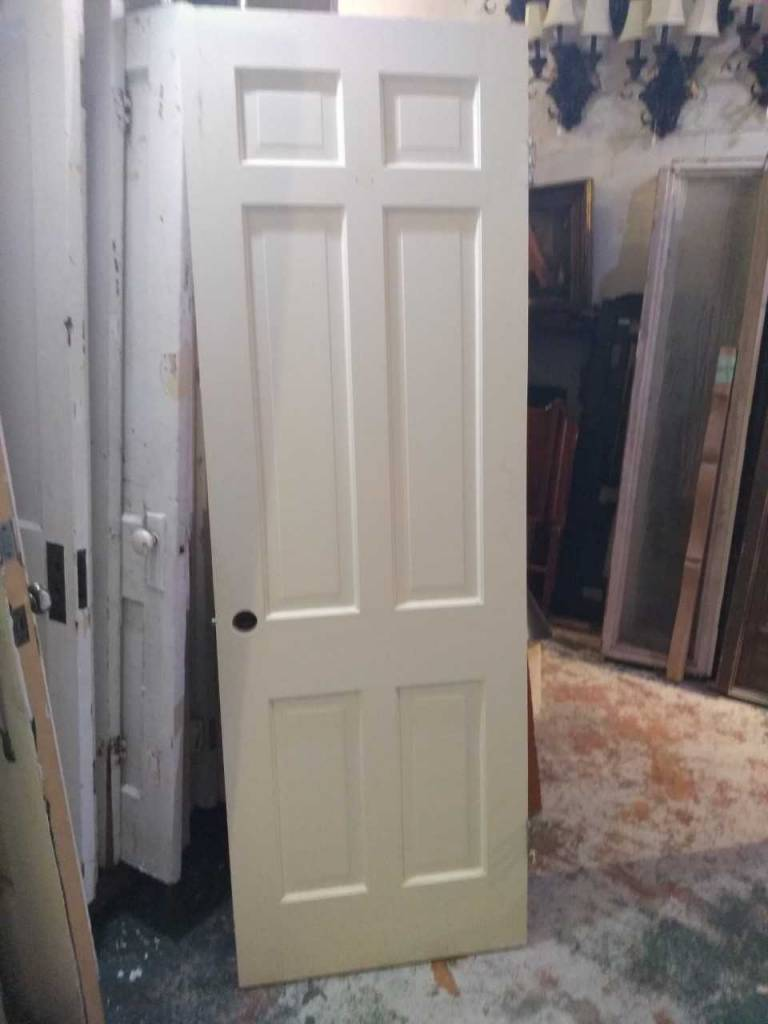 """6 Panel Door  27 5/8"""" x 83"""""""
