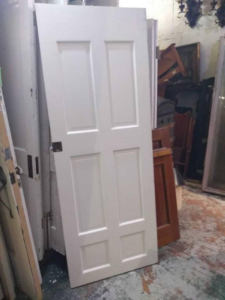 """6 Panel Door    30"""" x 80"""""""