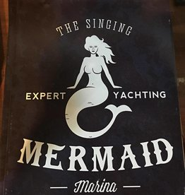 singing Mermaid Sign