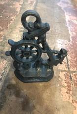 Door Stopper Anchor w/ Wheel