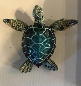 Small Turtle Blue
