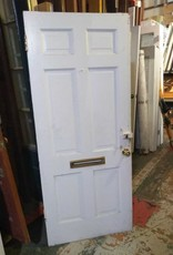 """6 Panel Wood Door 34"""" x 81"""""""
