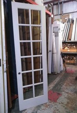 "12 Panel Glass Door 30"" x 96"""