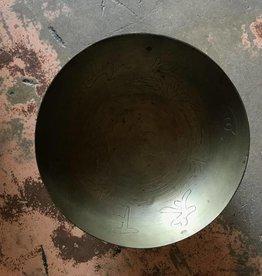 Gold Asain Bowl