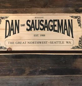 Dan The Sausageman Box